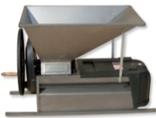 DMAI mlynkoodstopkovač – ručný, nerezový