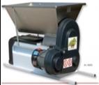DMCSI mlynkoodstopkovač – elektrický, polonerezový, so šnekom