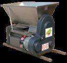 DMCI mlynkoodstopkovač – elektrický, nerezový, so šnekom