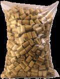 korkové zátky 100ks/bal. 15*20 mm