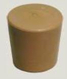 Zátka gumená 25/32 mm