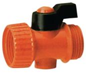 Plastový ventil M3/4*F3/4