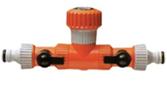 T-kus 3/4+2x ventil uzatvárateľný