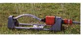 Zavlažovač s možnosťou nastavenia rozptylu, 4 atm. tlaku, 16l/min