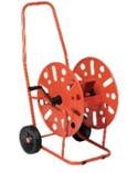 Kovový vozík Maxi na zavlažovaciu hadicu 90 m