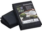 Netkaná geotextília 1,1x10m 50 g/m2 čierna