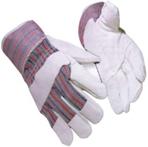 Robotnícke rukavice kožené