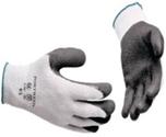 Latex bezpečnostné rukavice