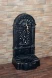 FIRENZE ozdobná studňa nástenná, antické striebro