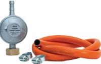 PB tlakový regulátor v sete s 80 cm hadicou