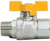 Guľový ventil na plyn MF 1/2