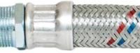 Antivibračná hadica na vodu MF 100 cm 1″