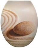 Duroplast WC sedák, béžový kameňom
